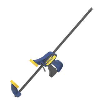 "Image of Irwin Quick-Grip 24"" Quick-Change Bar Clamp"