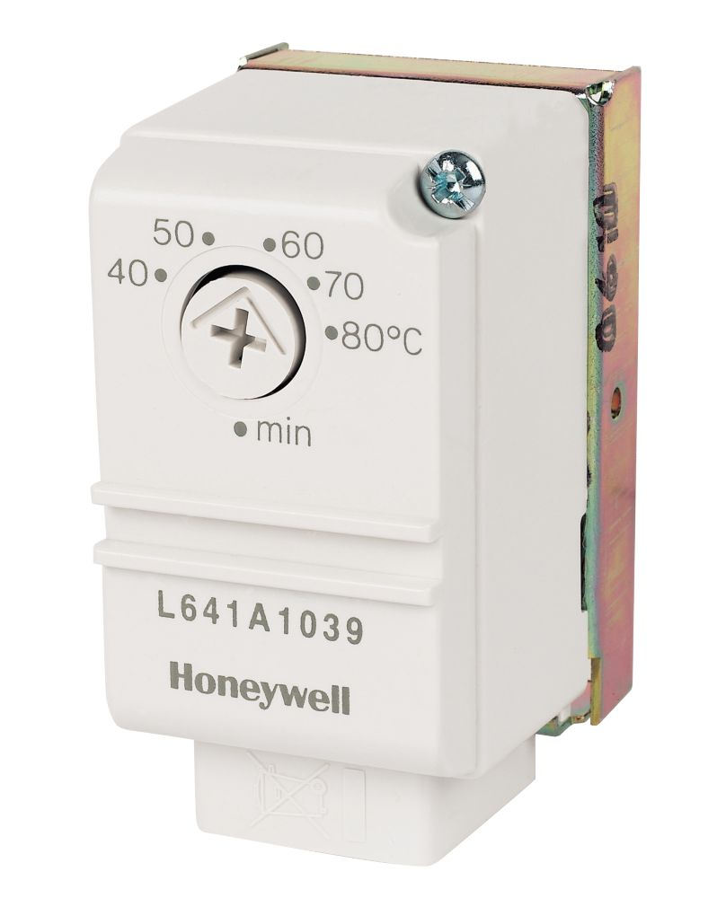 Image of Honeywell L641A Cylinder Stat