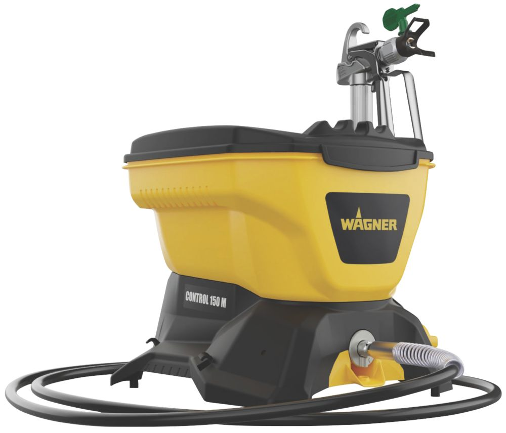 Image of Wagner 150M 300W High Efficiency Airless Paint Sprayer 230V