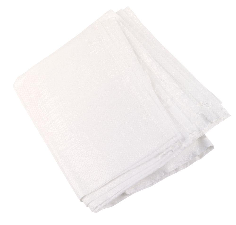 Image of Woven Rubble Sacks