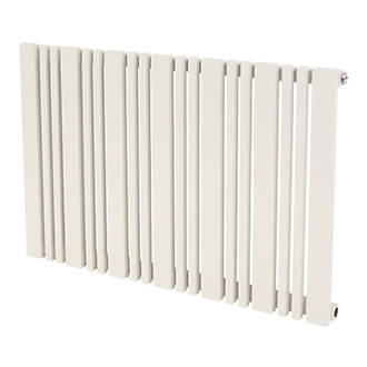 Image of Reina Bonera Designer Radiator 550 x 456mm White