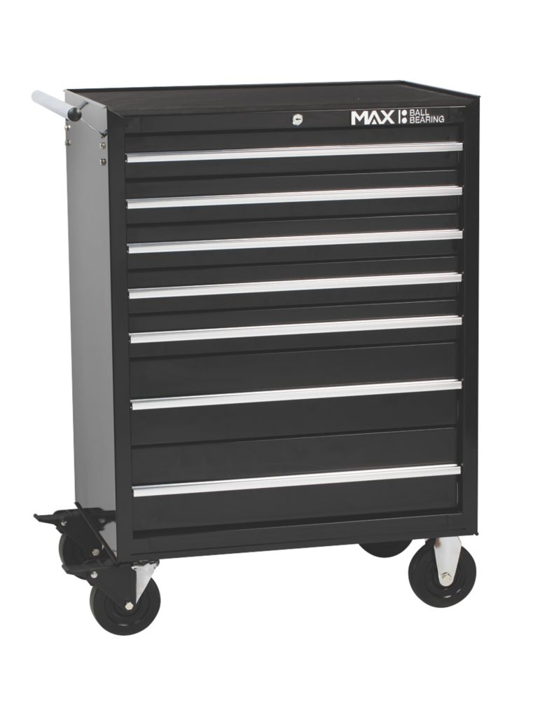 Image of Hilka Pro-Craft 7-Drawer Roll Away Cabinet
