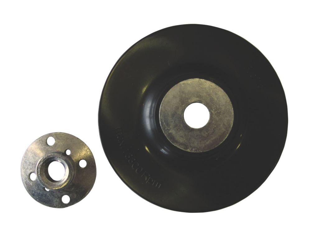 Image of Nylon Backing Pad 115mm M14 x 2 Hole 22mm