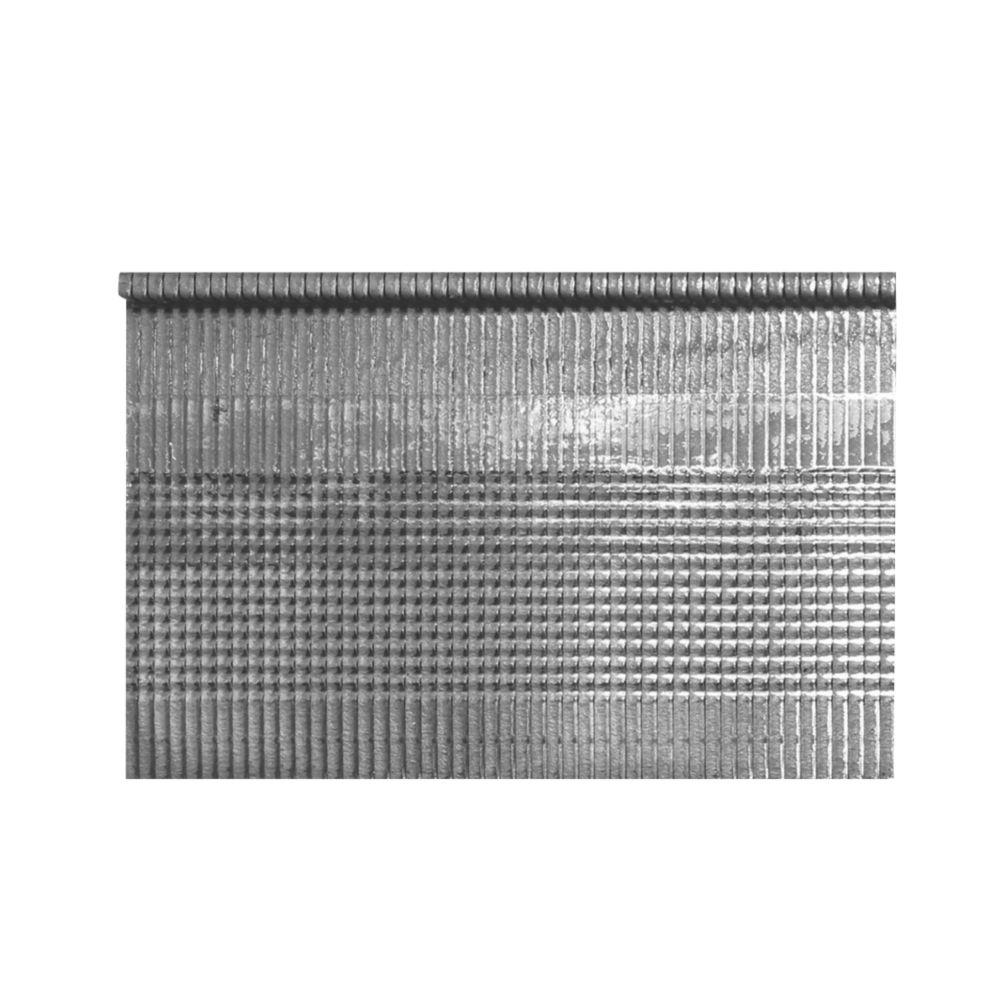 Image of DeWalt Galvanised L-Shaped Flooring Cleats x 50mm 1000 Pack