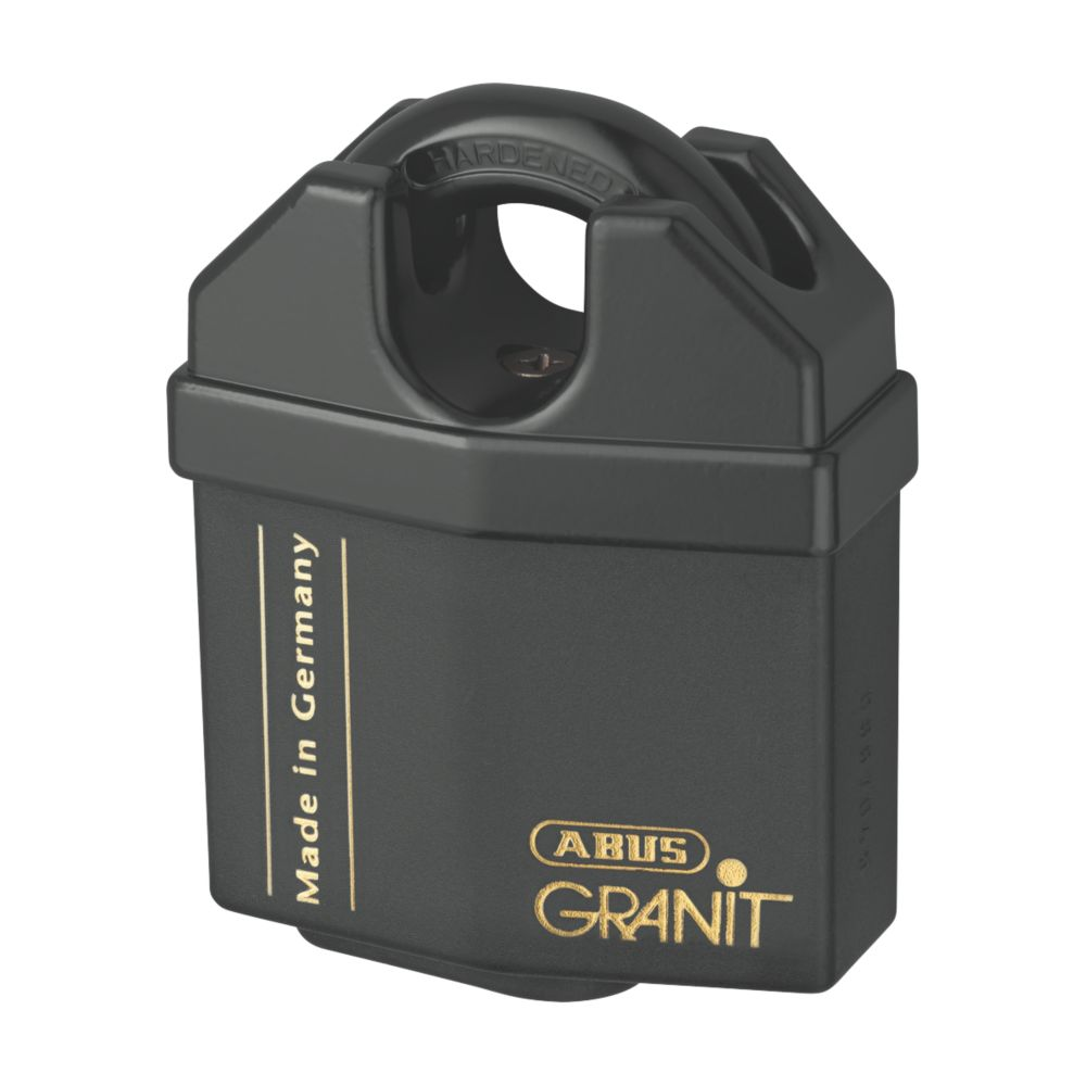 Image of Abus Granit Keyed Alike High Security Padlock Max. Shackle W x H: 18 x 16mm
