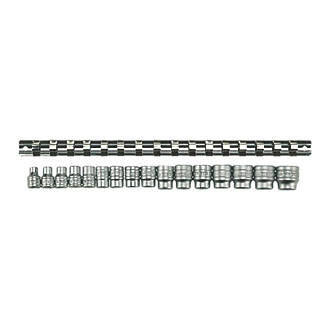 "Image of Teng Tools 3/8"" Drive Metric Socket Rail Set 16 Pieces"