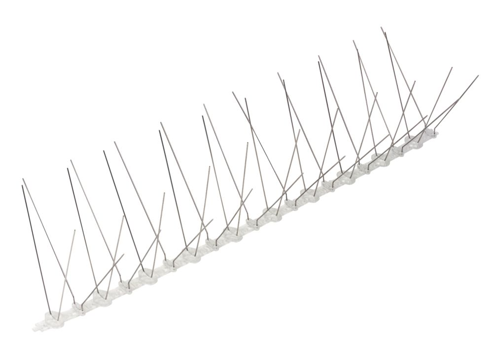 Image of Pest-Stop Professional Bird Spikes 10 Pack
