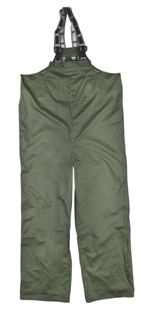 Image of Helly Hansen Mandal Bib Green Medium Size