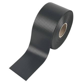 Image of Capital Valley Plastics Ltd Damp-Proof Course 1968ga Black 30m x 100mm