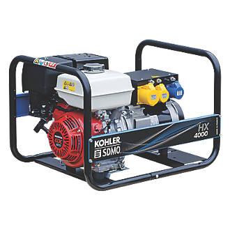 Image of SDMO HX4000 4000W Generator 115 / 230V