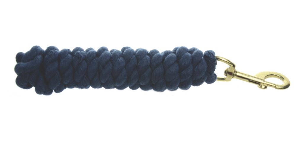 Image of Hy Lead Rope Navy Blue 1.7m