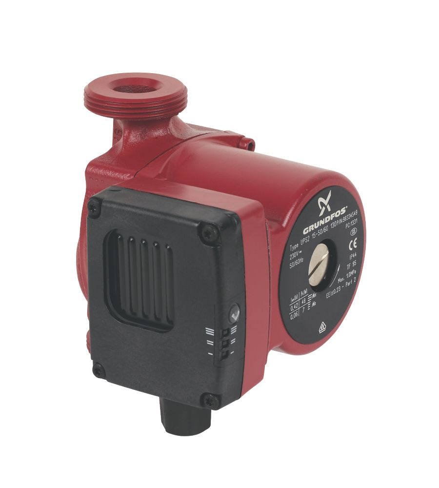 Image of Grundfos UPS2 15-50/60 Central Heating Pump