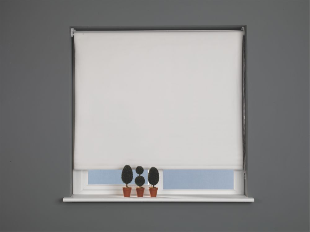 Image of Blackout Blind Cream 1800 x 1700mm