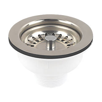 Image of McAlpine Stemball Sink Strainer Waste