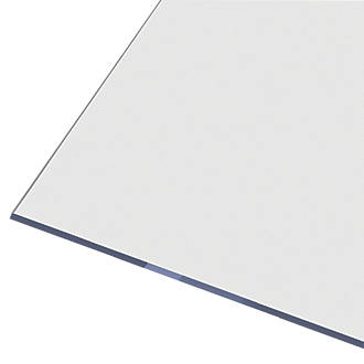 Image of Axgard Polycarbonate Clear Impact-Resistant Glazing Sheet 1000 x 2000 x 4mm