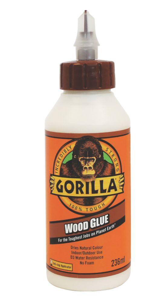 Image of Gorilla Glue Wood Glue 236ml