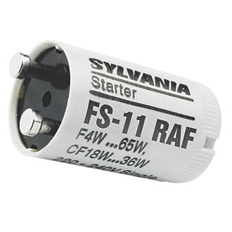 Image of Sylvania 4-65W Standard Diffuser Starters 25 Pack