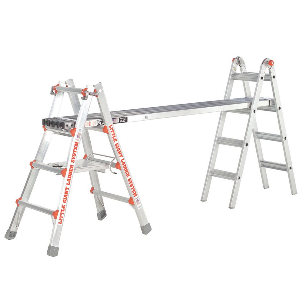 Image of Little Giant Extending Ladder Work Plank