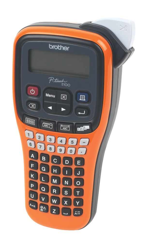 Image of Brother PT-E100VP Hand-Held Label Printer