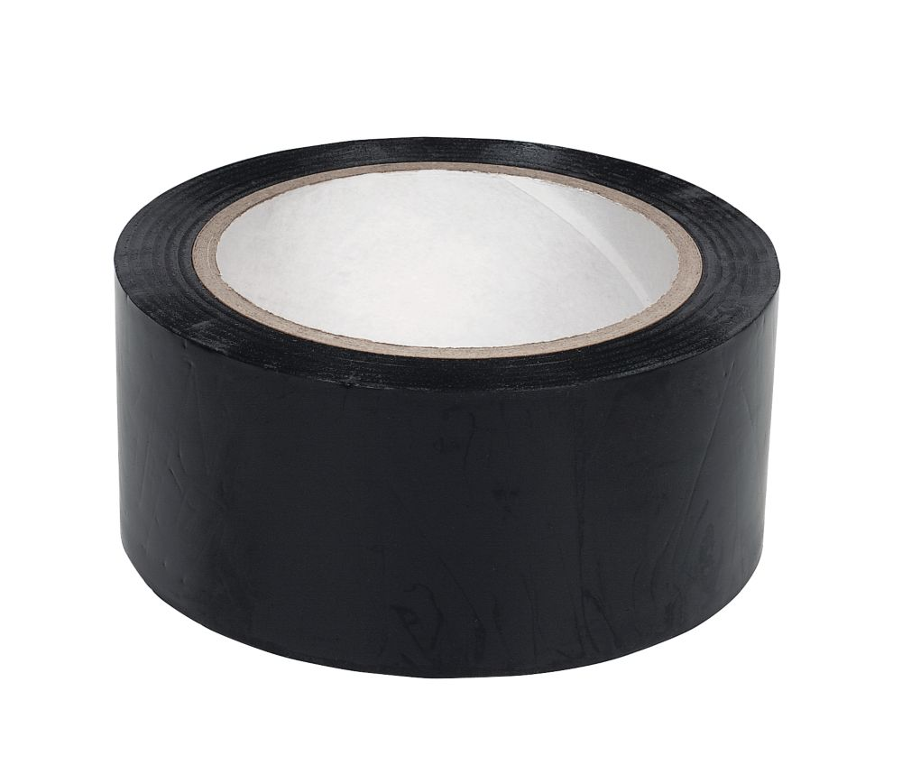 Image of Polythene Joint Tape Black 50mm x 33m