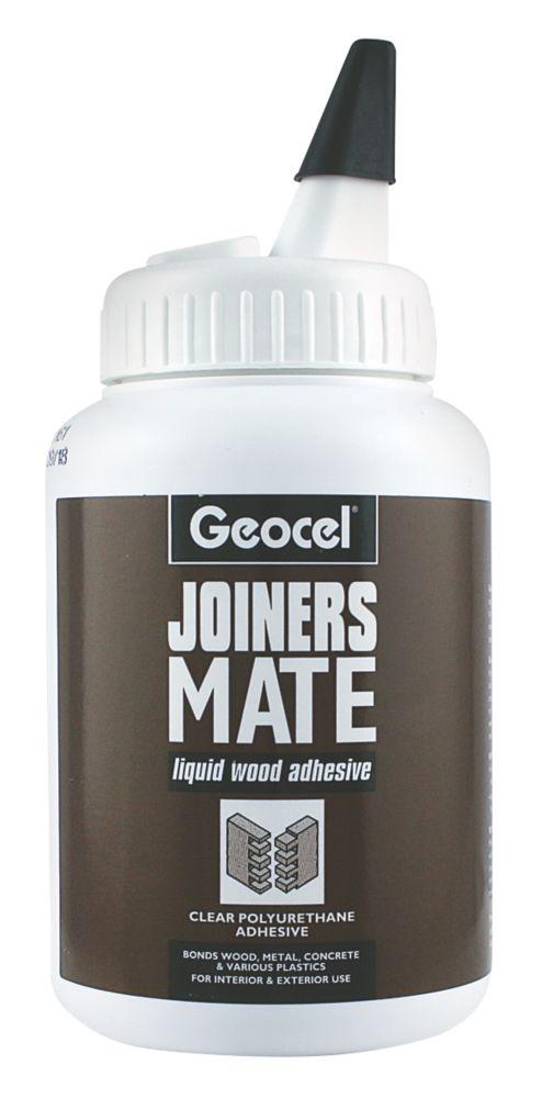 Image of Geocel Joiners Mate Liquid Wood Adhesive 500ml