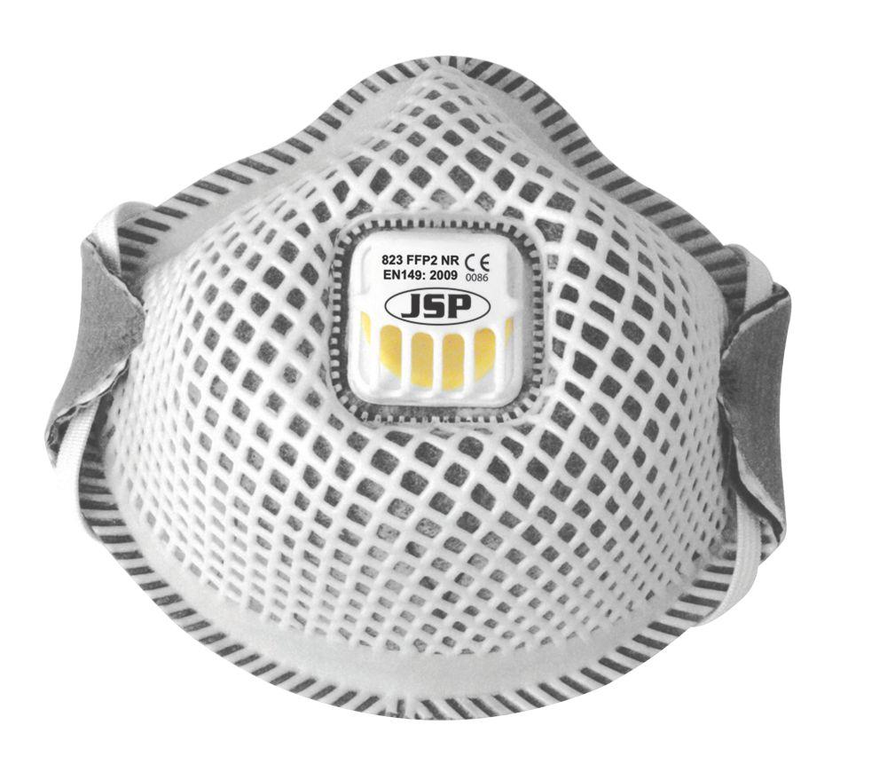 Image of JSP 4102 Valved Mask FFP2