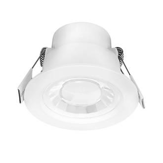 Image of Enlite Spryte Fixed LED Downlight White 550lm 8W 240V