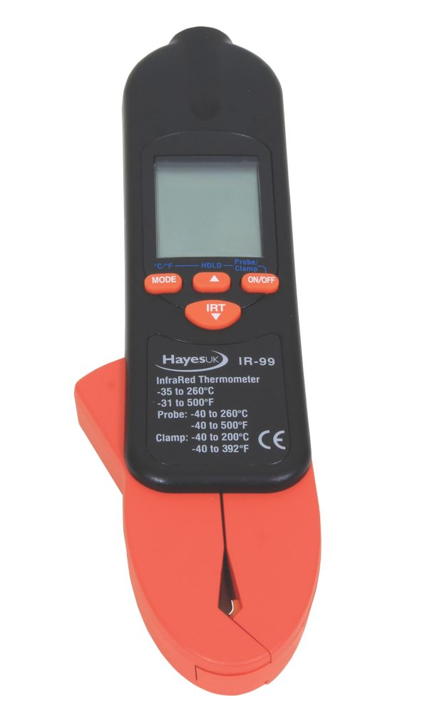 Image of Hayes UK IR99 3-in-1 Digital Thermometer