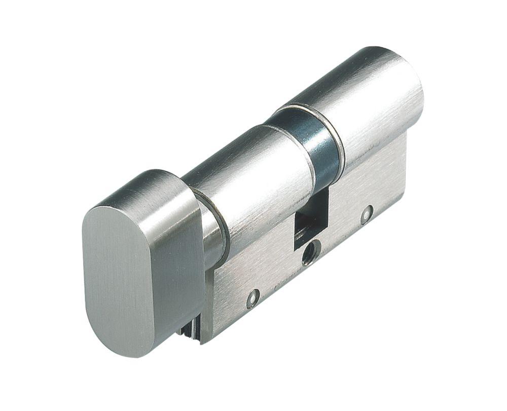 Image of Cisa Astral S Series 10-Pin Euro Cylinder & Thumbturn 35-35