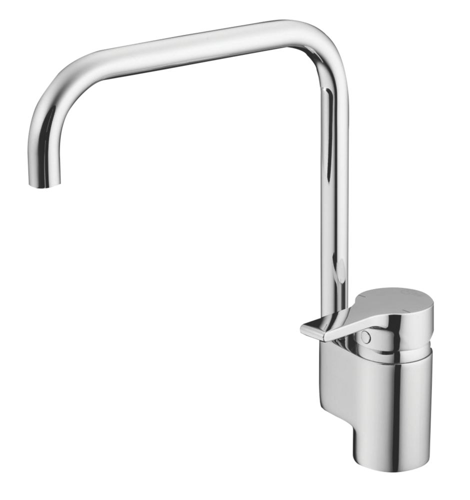 Image of Ideal Standard Active Single Lever Basin Monobloc Mixer Tap Chrome
