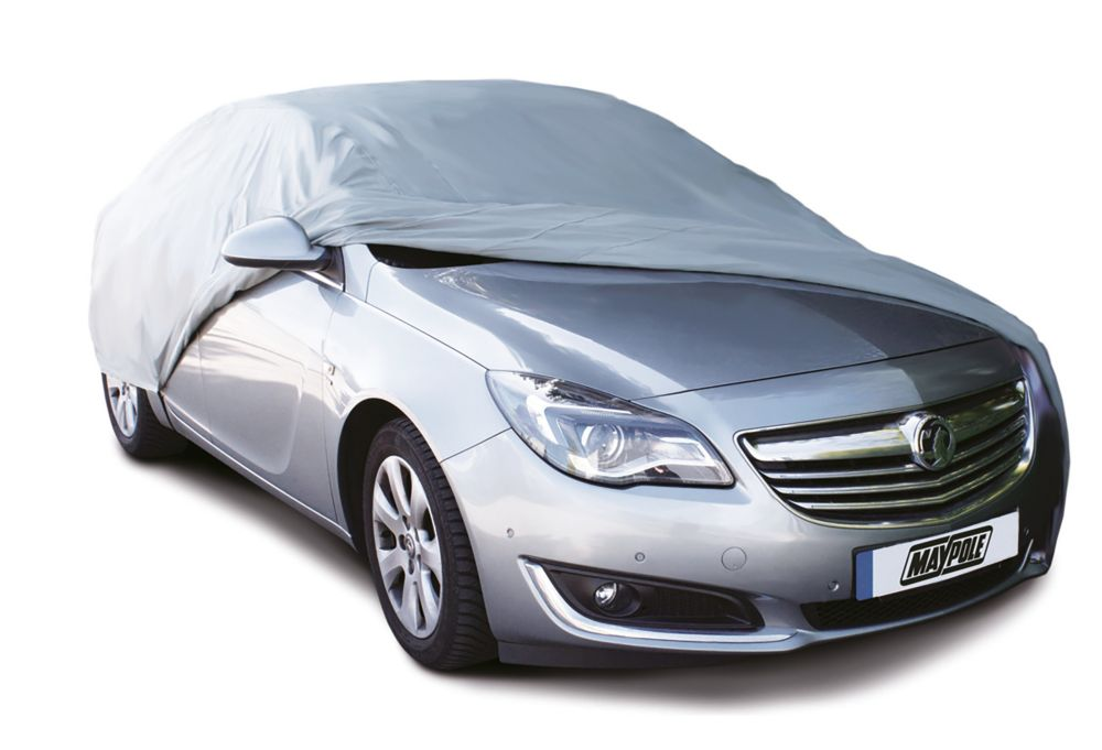 Image of Maypole Breathable Car Cover Grey