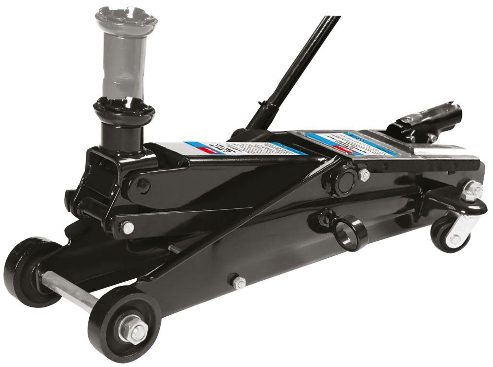 Image of Hilka Pro-Craft 2.5-Tonne Quick-Lift 4x4 Trolley Jack
