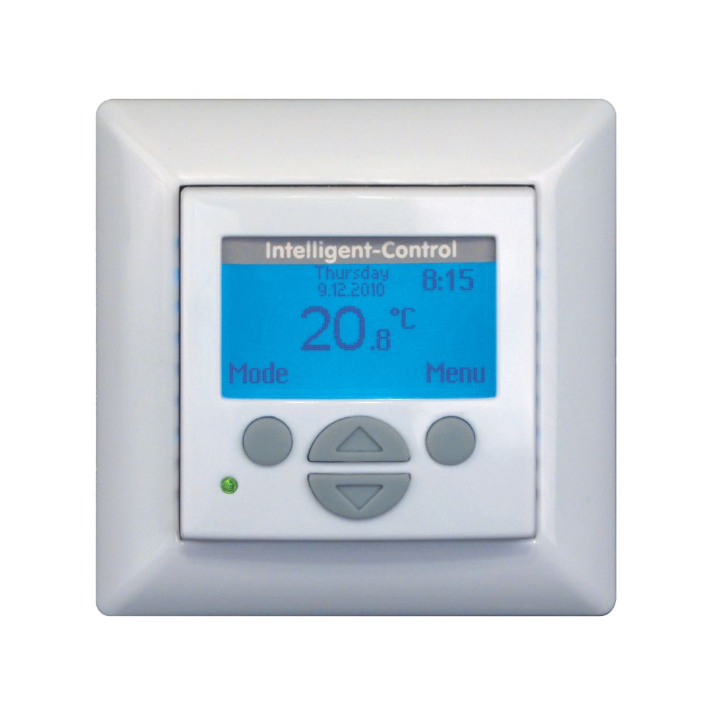Image of Klima 825502 Intelligent Control Digital Underfloor Heating Thermostat
