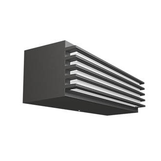 Philips pitchfork graphite outdoor wall light 500lm 45w outdoor philips pitchfork graphite outdoor wall light 500lm 45w outdoor wall lights screwfix aloadofball Gallery