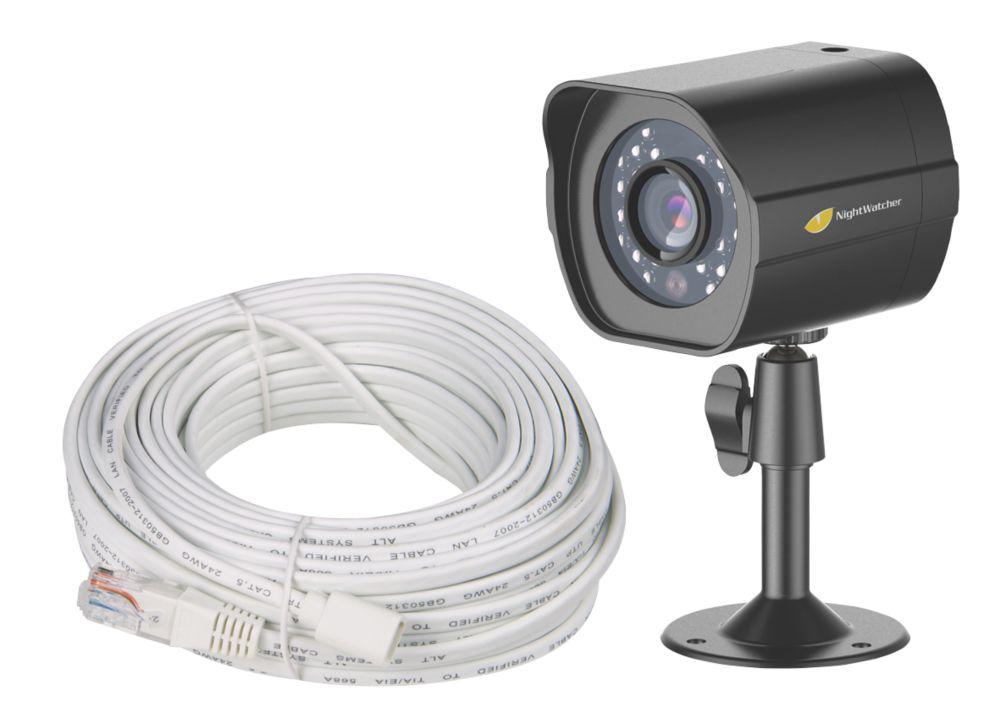 Image of Nightwatcher NW-720B Digital Camera for CCTV