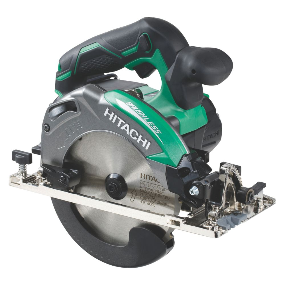 Image of Hitachi C18DBAL/J4 165mm 18V Li-Ion Circular Saw - Bare