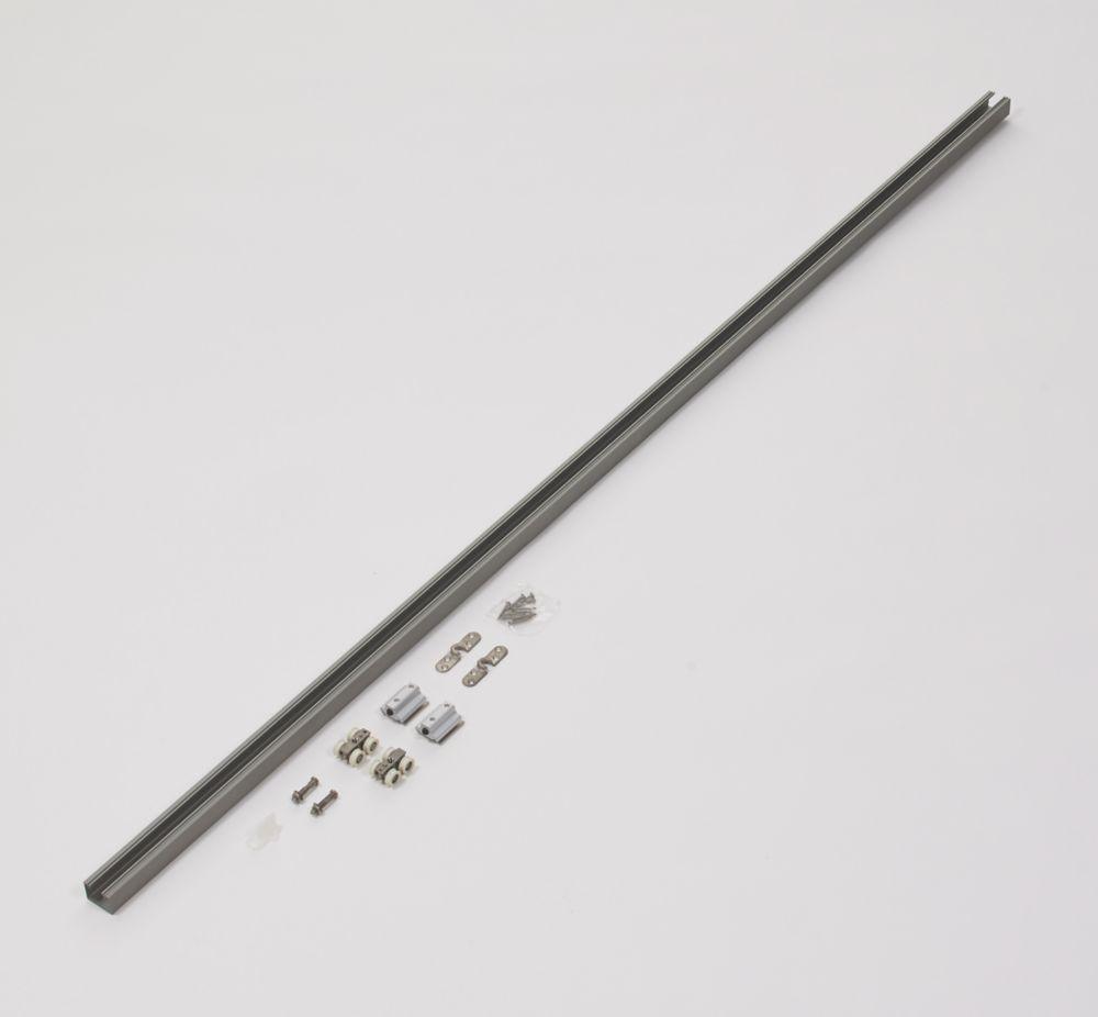 Image of Brio Single Run 120 SR120-20/1 1-Door Sliding Track System 2000mm