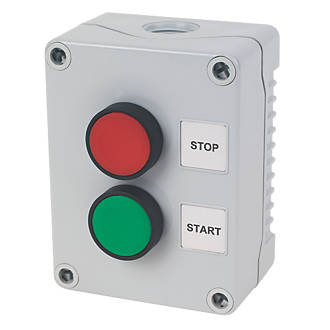 Image of Hylec 2-Way Stop / Start Push-Button