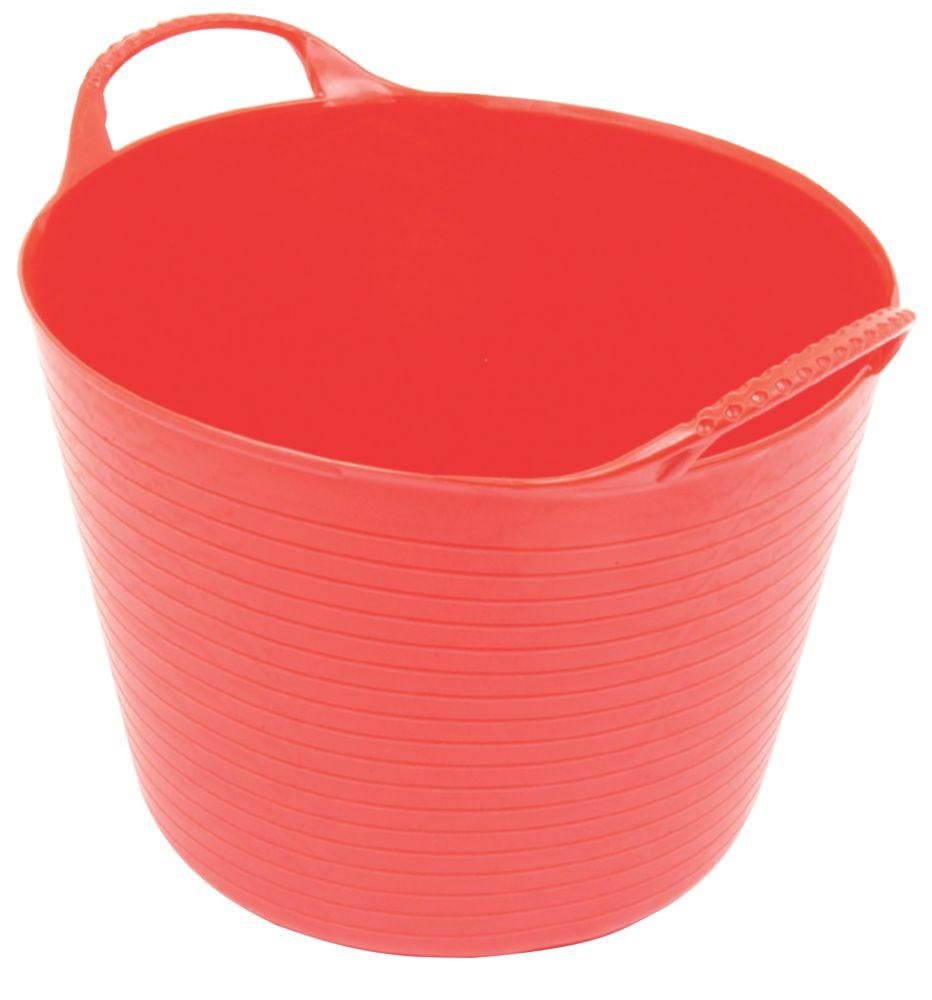 Image of Faulks & Cox Tubtrug Red 14Ltr 3 Pack