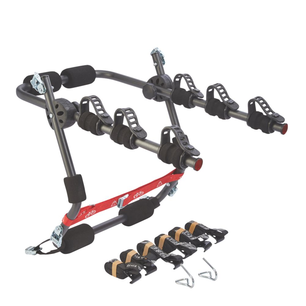 Image of Mottez A025PMON 3-Bike Rear Carrier