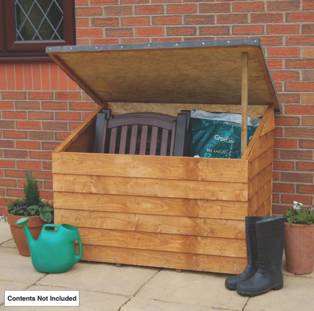 Image of Forest Overlap Tool Chest 1.2 x 0.8 x 0.9m