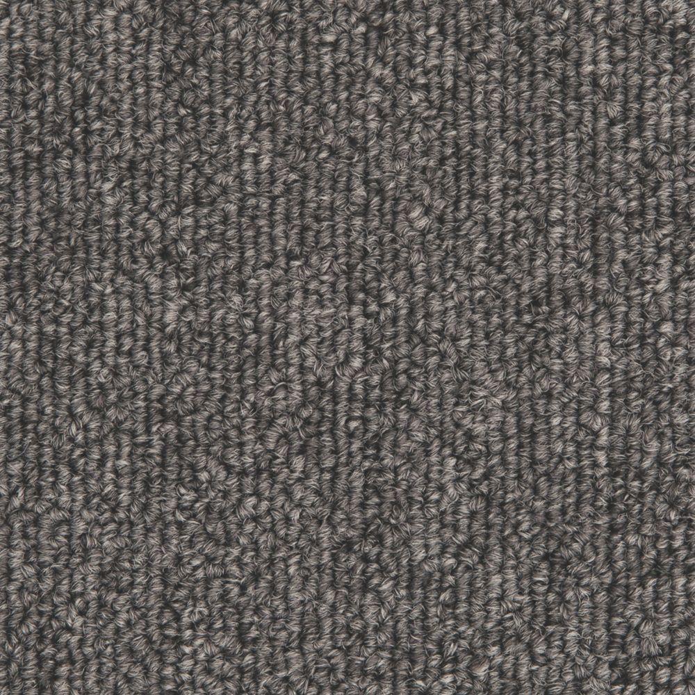 Image of Distinctive Flooring Trident Carpet Tiles Dark Grey 20 Pcs