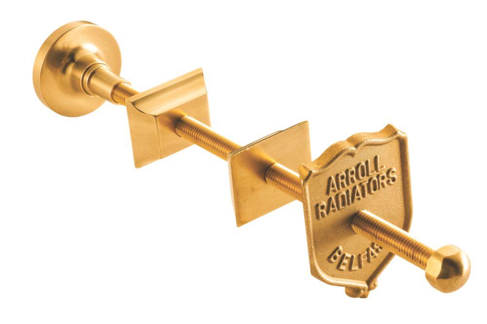 Image of Arroll Luxury Wall Stay Brass