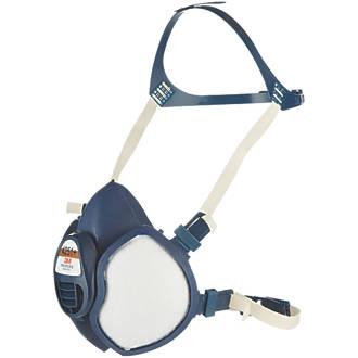 Image of 3M 4251+ Half Mask Respirator A1-P2