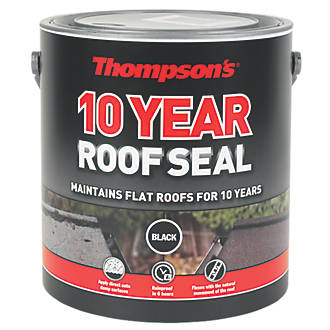 Image of Thompsons High Performance Roof Seal Black 2.5Ltr