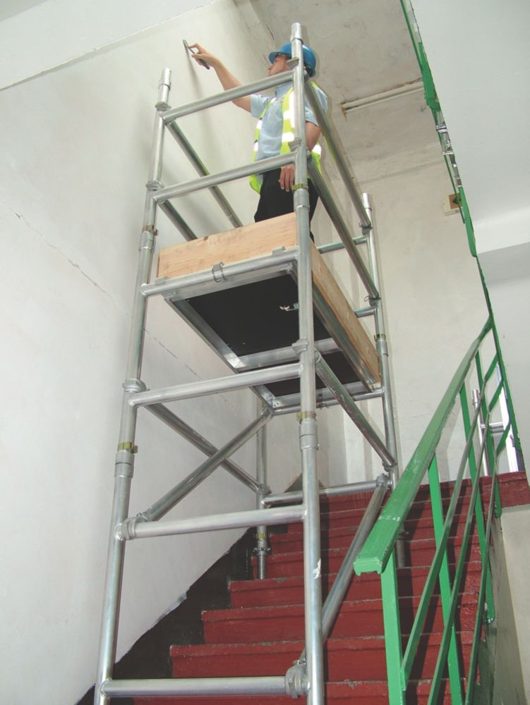 Image of Lyte Single Depth Stairlyte Tower 4.2m