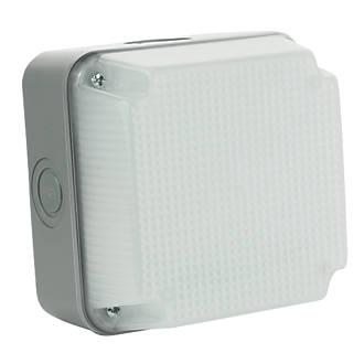Image of Luceco LED Outdoor Bulkhead Grey 4W