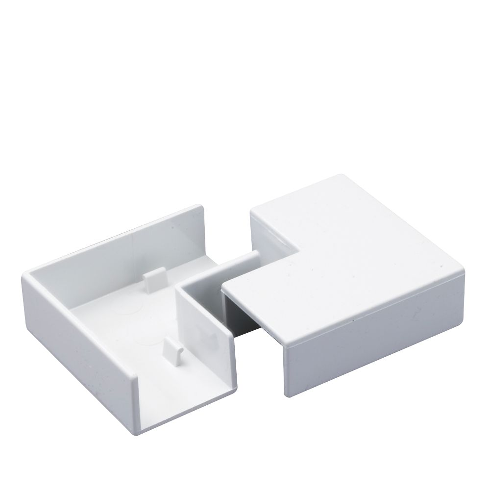 Image of Flat Angle 25 x 16mm Pack of 2