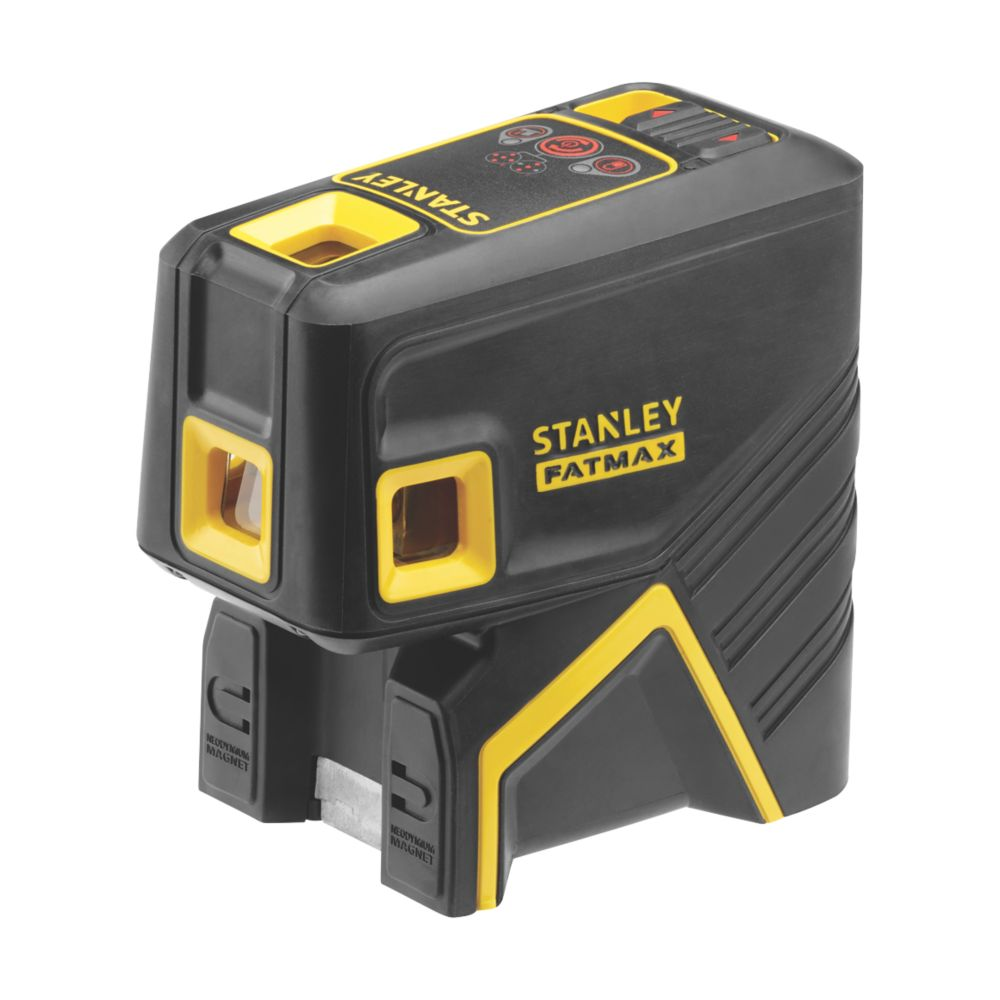 Image of Stanley FatMax FMHT1-77413 Red Beam 5-Spot Line Laser