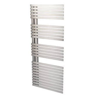 Image of Reina Entice Designer Radiator 1200 x 500mm Stainless Steel